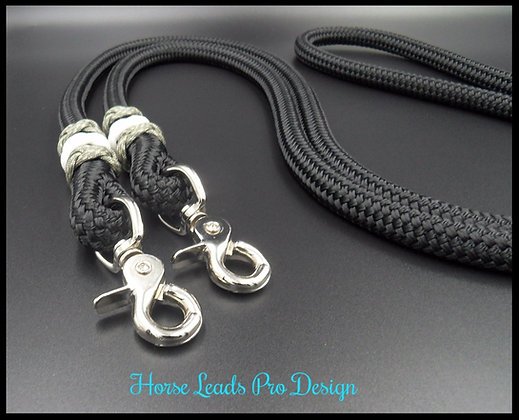 Braided Rope Reins
