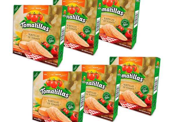 6 Tomatillas