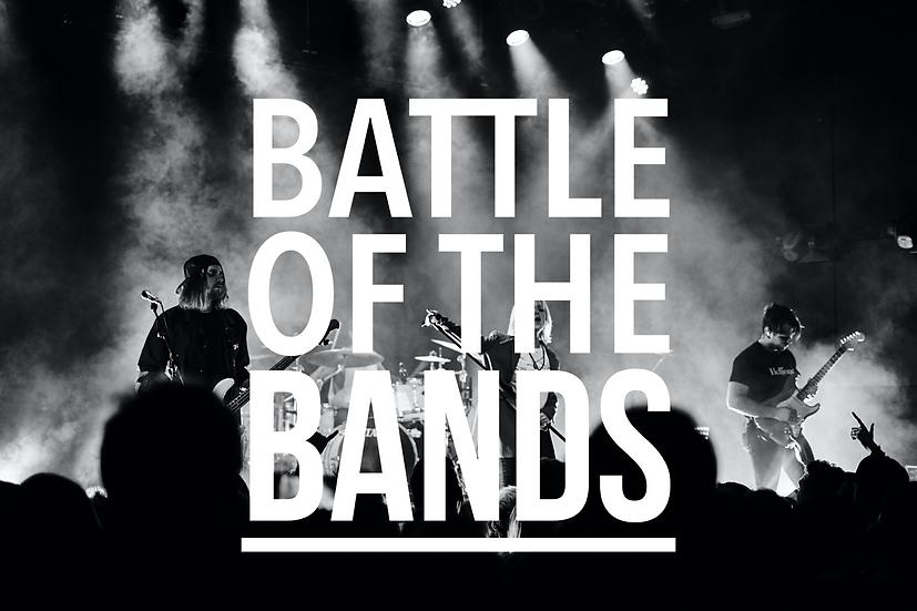 Battle of the Bands Winner