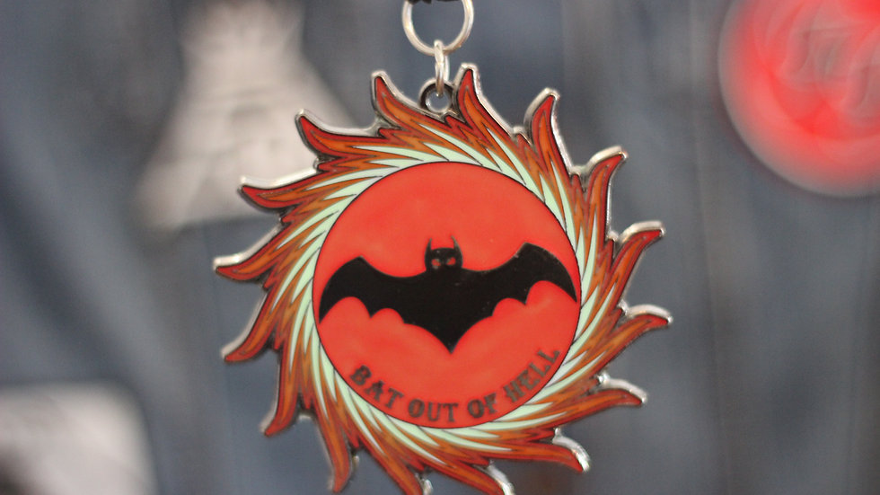 Glow-in-the-Dark Bat out of Hell