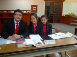 ILMCC UPH WTO Team 2013