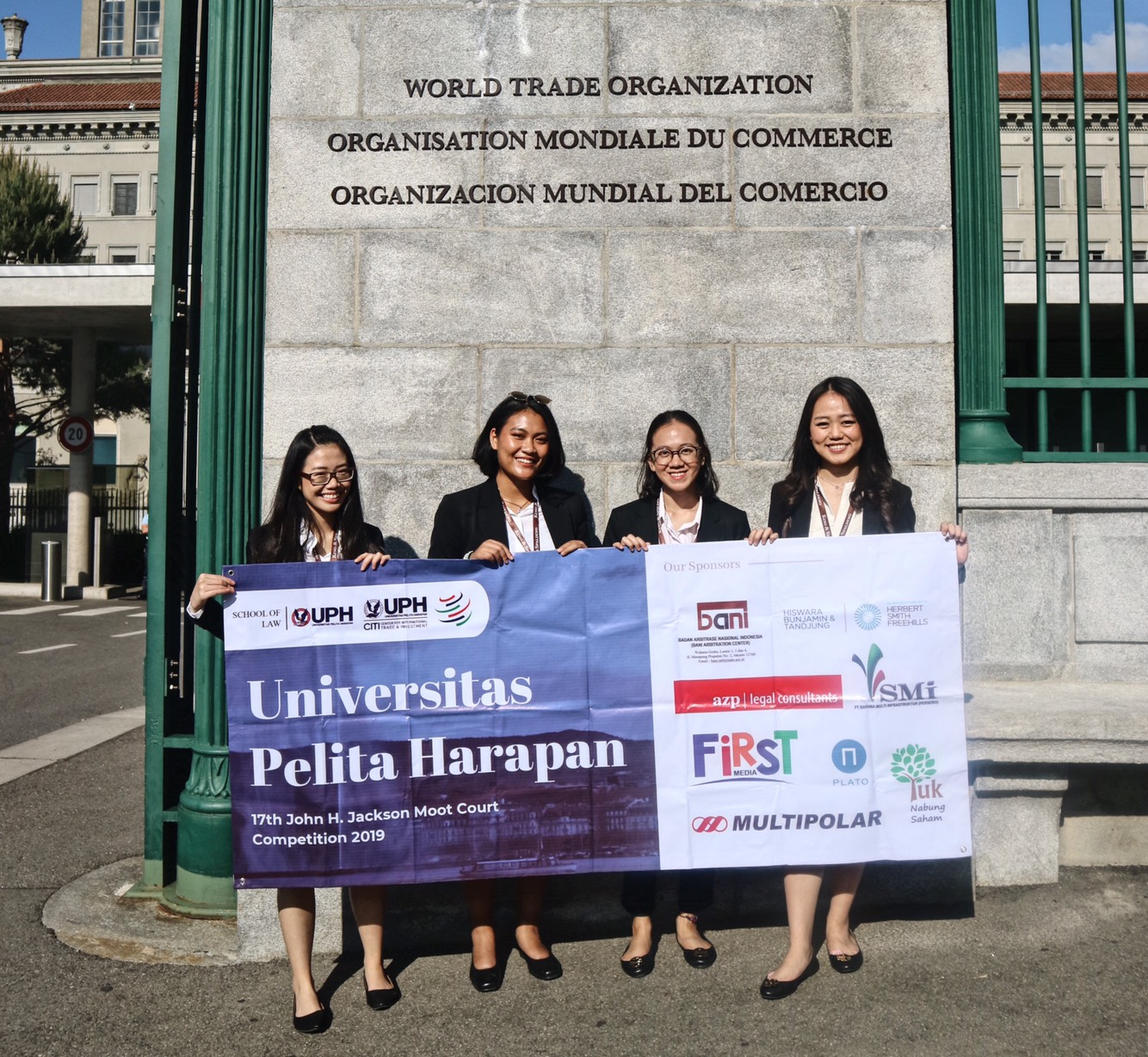 ILMCC UPH WTO Team 2019