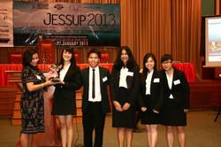 ILMCC UPH Jessup 2013