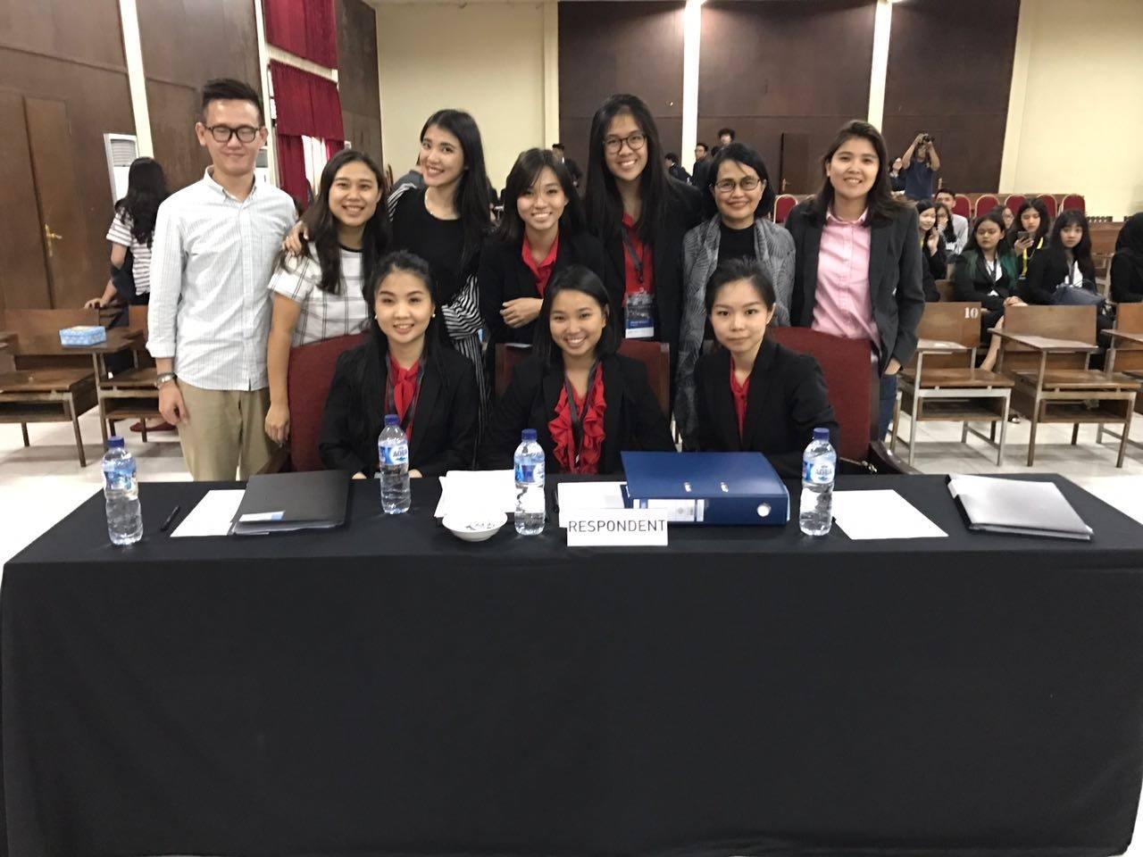 ILMCC UPH Jessup 2017