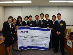 ILMCC UPH Asia Cup Team 2008