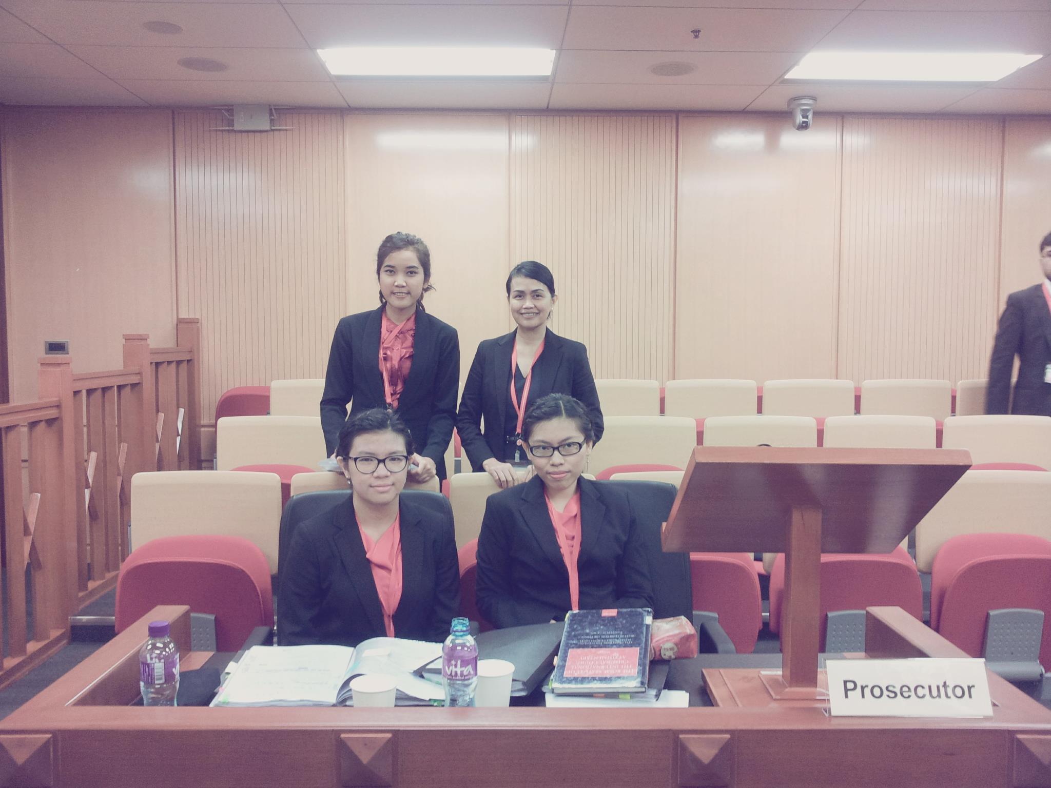 ILMCC UPH IHL Team 2013