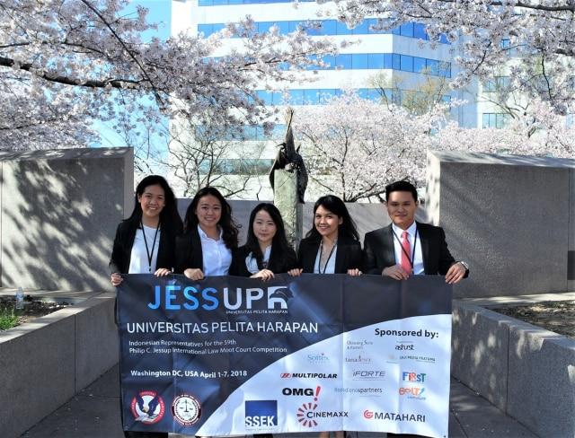 ILMCC UPH Jessup 2018