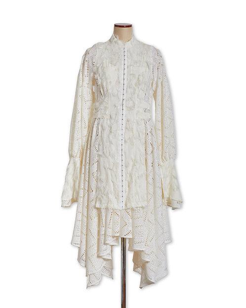Florence dress White