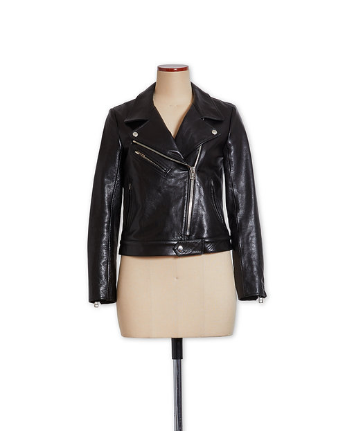 Leather Jacket small