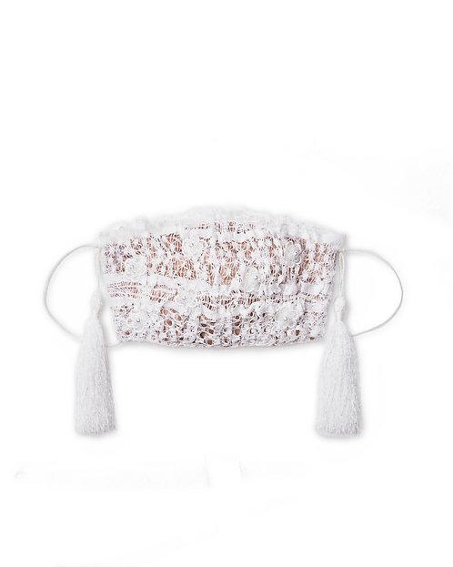 Bandage mask White