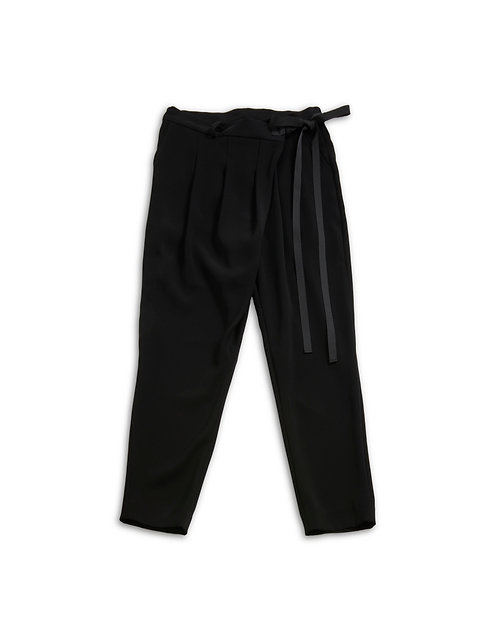 Assymentry pants Black