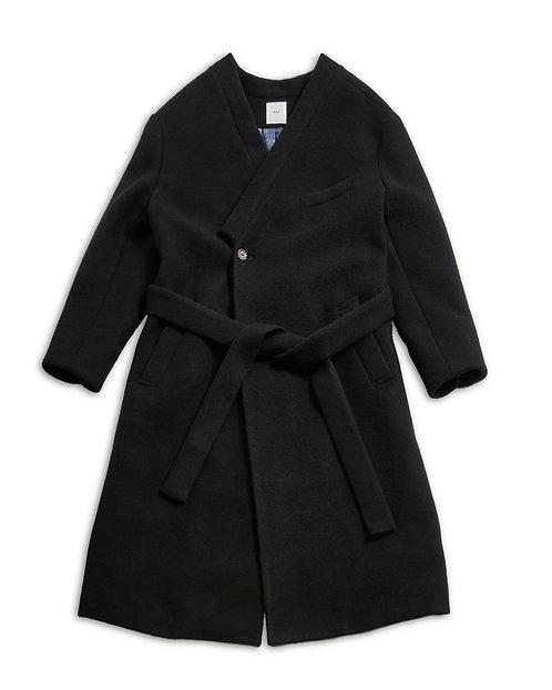 Urushi Coat Black