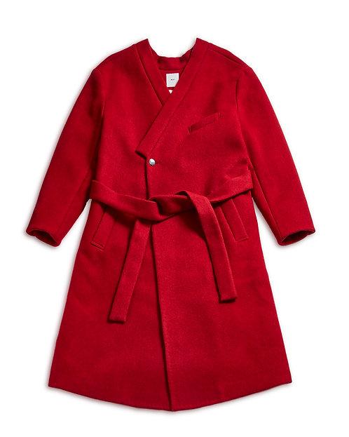 Urushi Coat Red