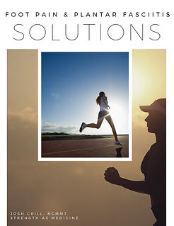 Foot Pain & Plantar Fasciitis Solutions.