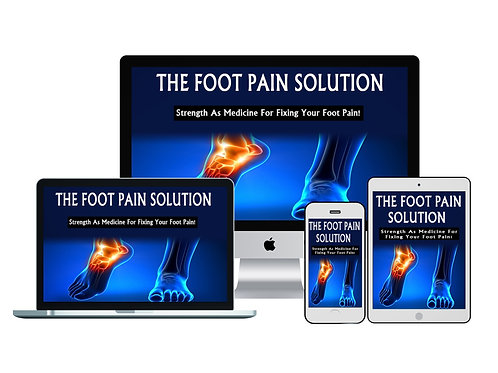 The Foot Pain Solution