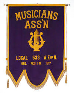 Local 533 Flag