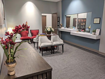 mental health counselor waiting room