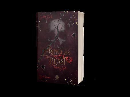 The Princess and the Beast Tödliche Jagd - Band 2 ab sofort im Shop und auf Amazon erhältlich