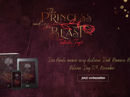 Vorbestellung The Princess and the Beast Band 2