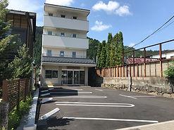 ホテルファミテック日光駅前 外観