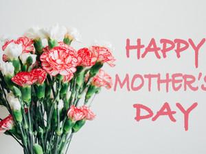 媽媽,您辛苦了💕 HAPPY MOTHER'S DAY