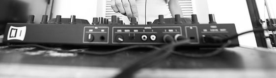 Midi Event DJ Controller