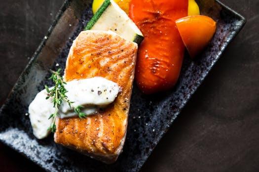 Seafood, Fresh