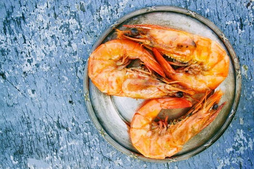 Seafood, frozen
