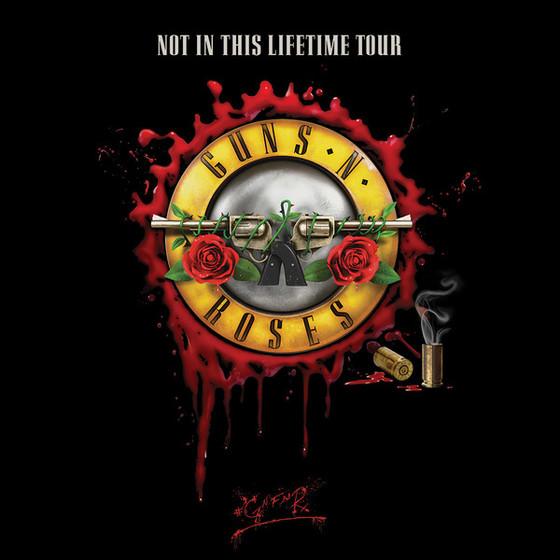 My affair with Guns n' Roses