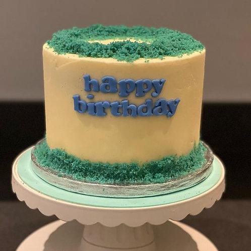 "6""Vanilla Buttercream Cake"