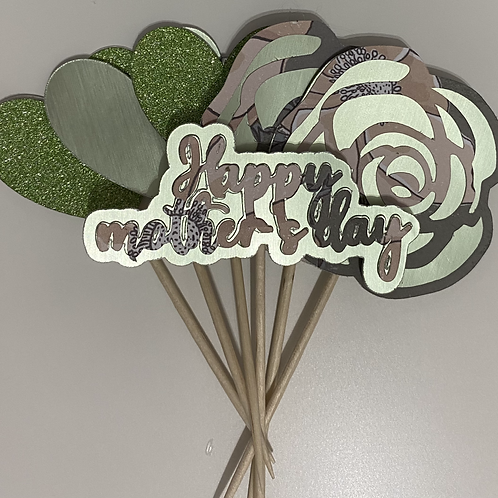 Happy Mother's Day - set of 6