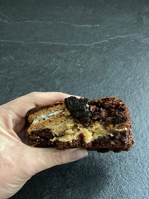 Oreo Brownie Blondie Bar