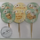 Thumbnail: What Will Baby Bee Neutral Cupcake Toppers Gender Reveal Baby Shower
