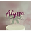 Thumbnail: Personalised Glitter Bow and Name Cake Topper