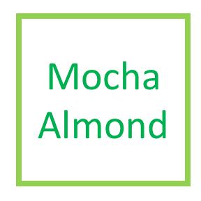 Mocha Almond VG
