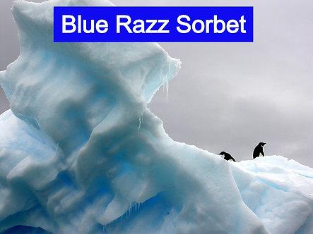 Blue Razz Sorbet