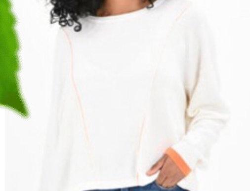 Hello Sunshine Cotton Sweater