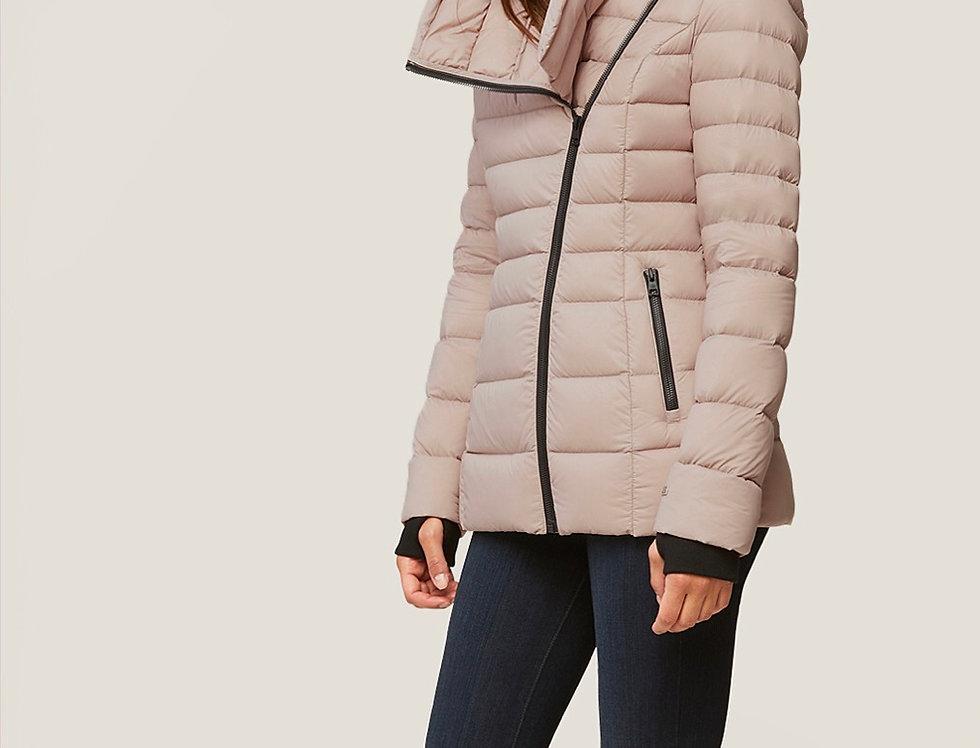 Blush Puffer Jacket