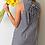 Thumbnail: Black & White Gingham Sleeveless Dress