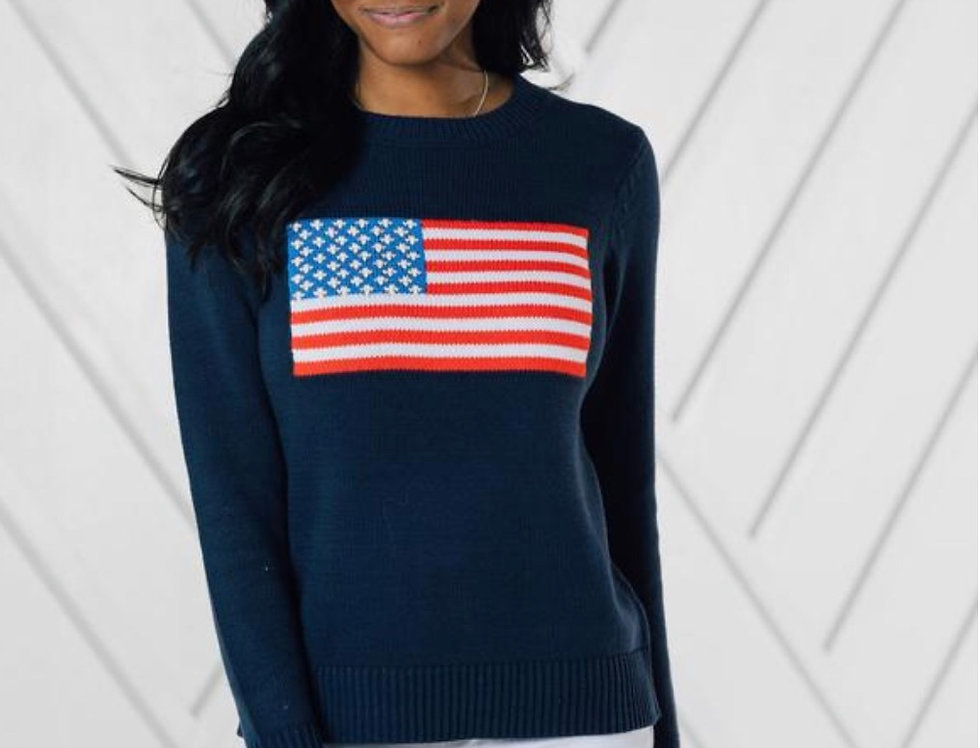 Flag Sweater