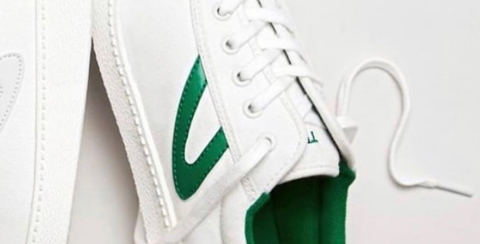 Tretorn White/Green