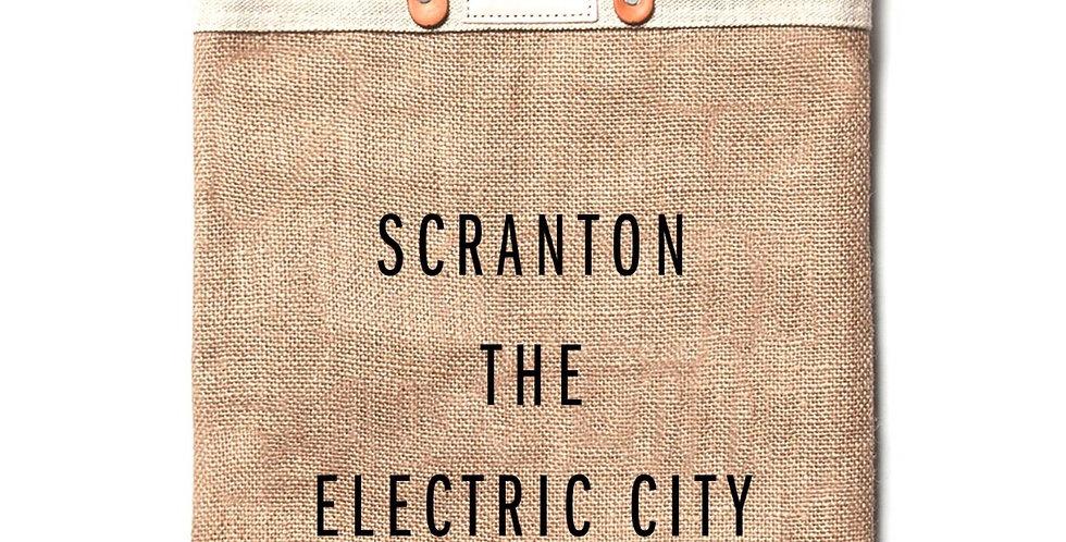 Scranton The Electric City Tote