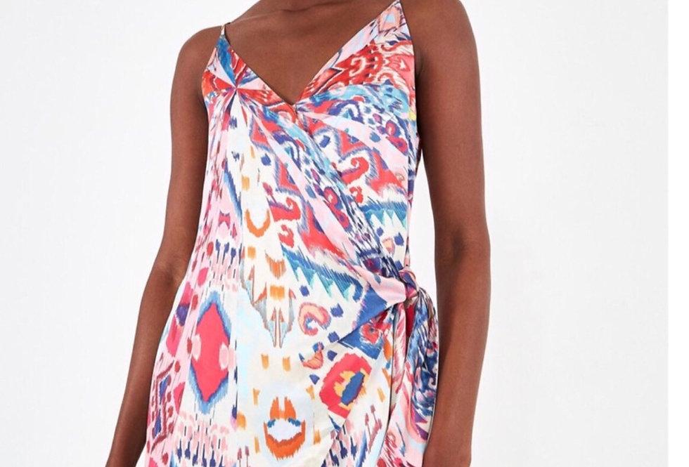 Boboikat Mini Wrap Dress