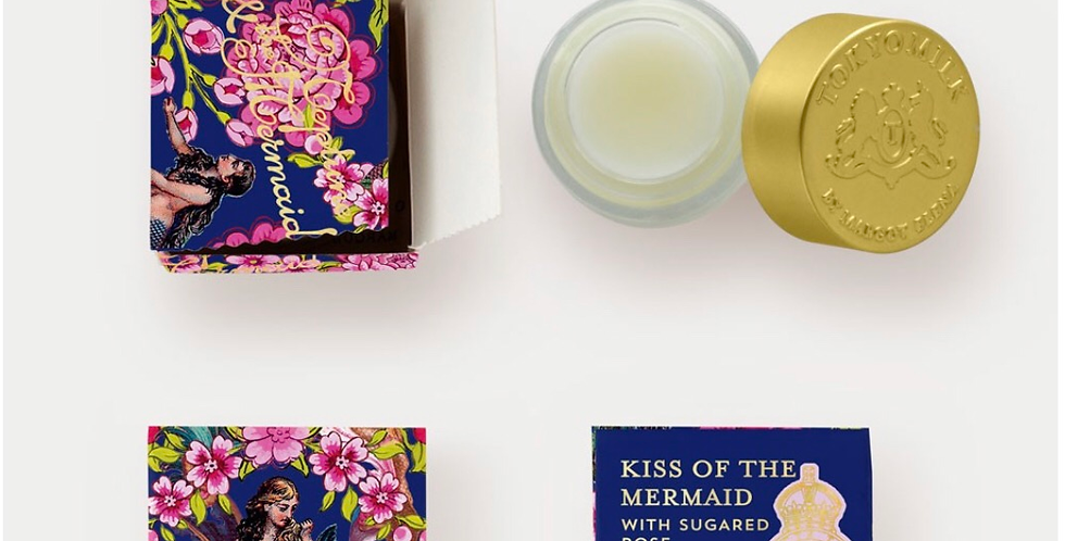 Tokyo Milk Kiss of the Mermaid Bon Bon Lip Balm