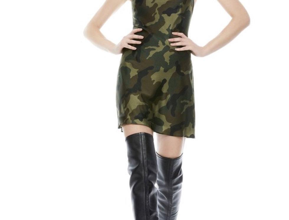 Camo Slip Dress