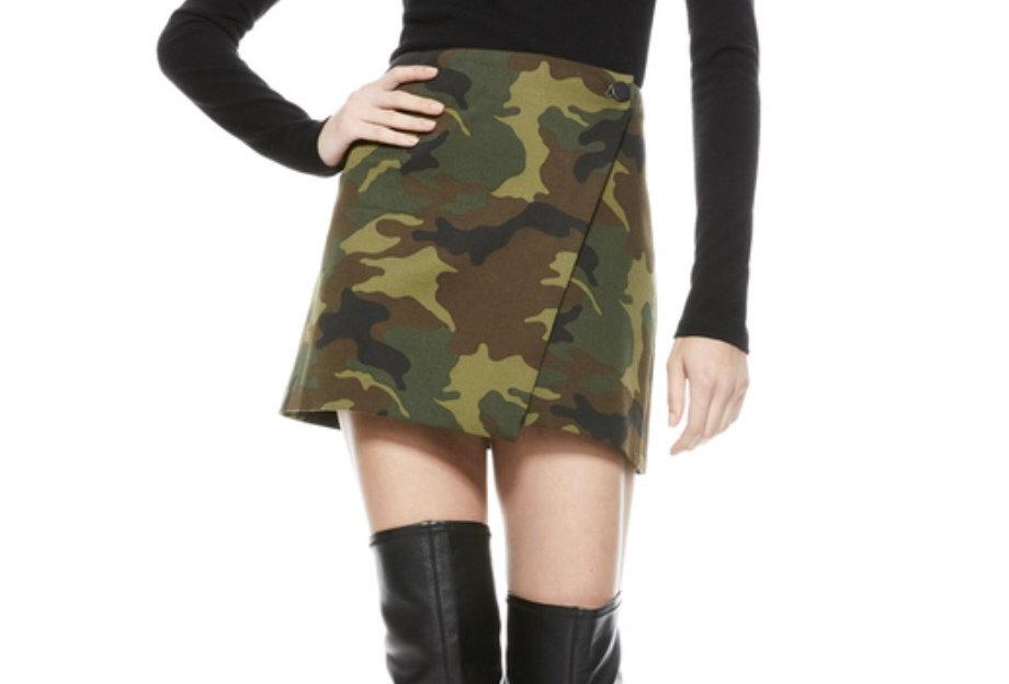 AO Camo Skirt