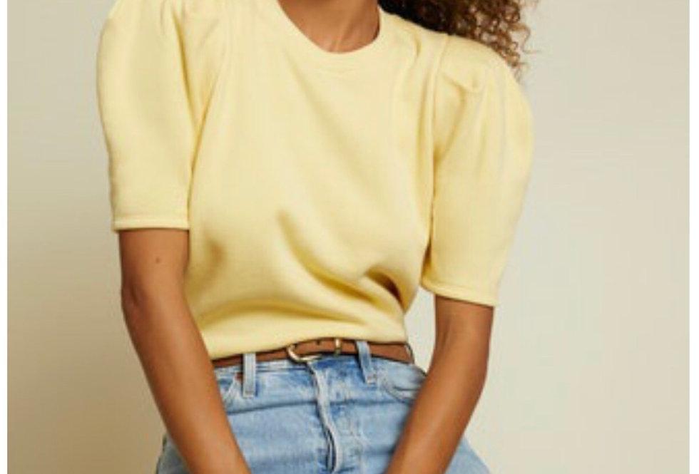 Yellow Puff Shoulder