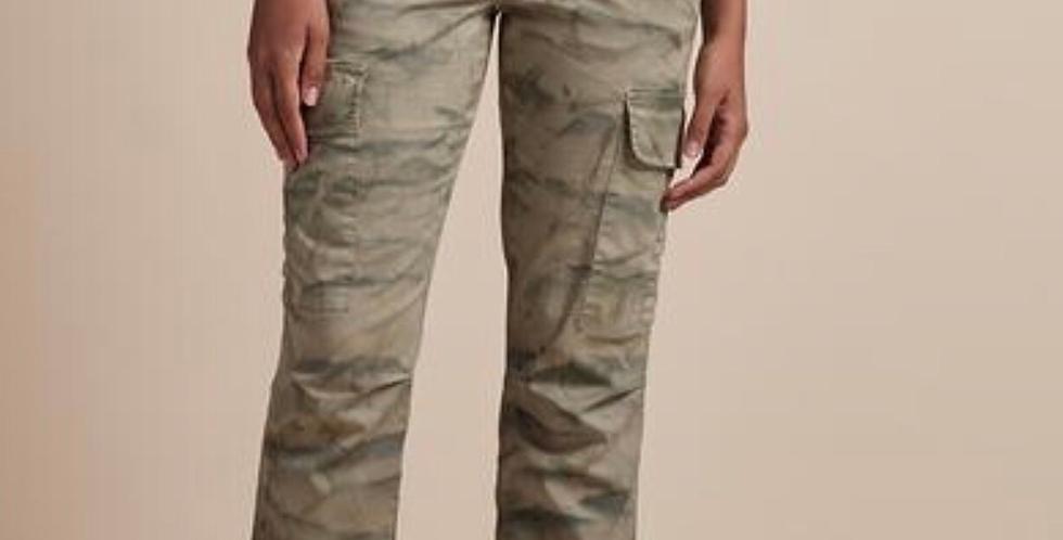 Tiger Dye Cargo Pant