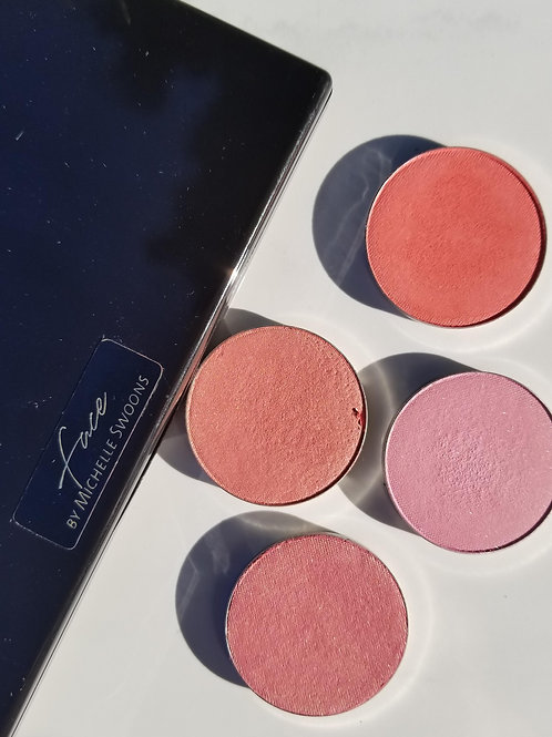 Mineral Blush Pans