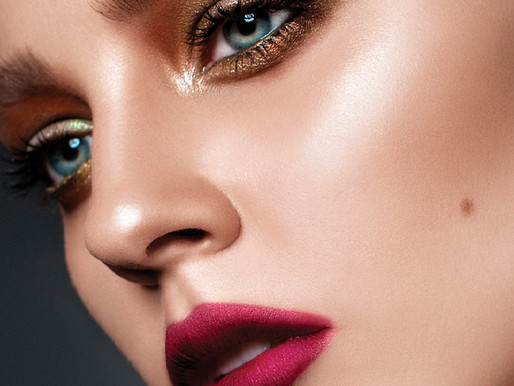 Beauty Education: Metallic Looks for the Blue Eyed Babe